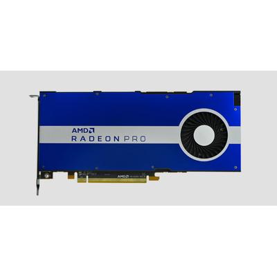 AMD Pro W5700 Videokaart - Blauw
