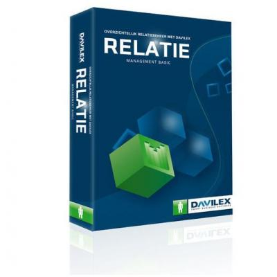 Davilex financiele analyse-software: Relatie Basic