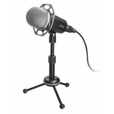 Trust microfoon: Radi USB All-Round - Zwart