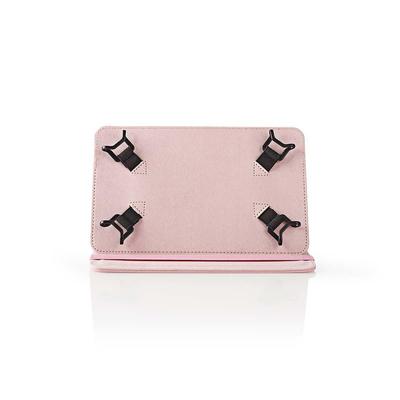 Nedis Tablet Folio Case, 7', Universal, Pink Tablet case