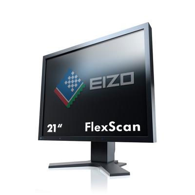 """EIZO FlexScan 21.3"""" Monitor - Zwart"""