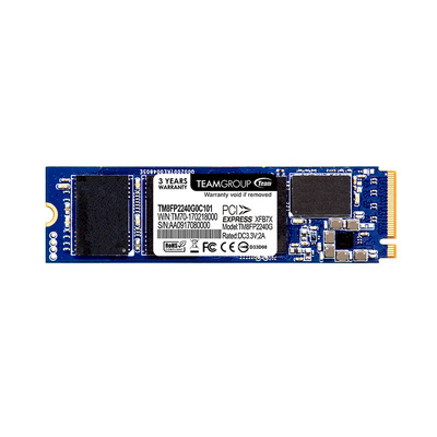 Team Group P30 SSD - Blauw