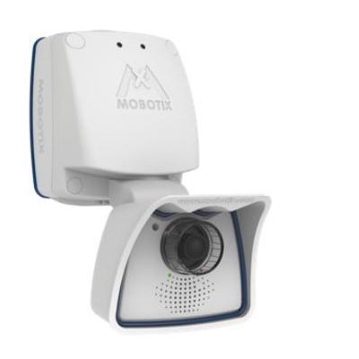 Mobotix beveiligingscamera bevestiging & behuizing: UV-resistant, Waterproof, White - Wit
