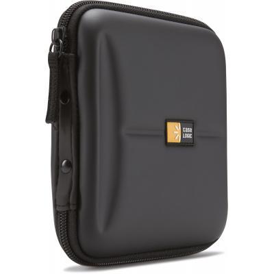 Case logic : 24 Capacity Heavy Duty CD Wallet - Zwart