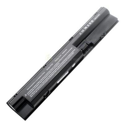 Hp batterij: Li-Ion 6-Cell 47 Wh - Zwart
