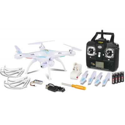 Carson drone: X4 360 Quadcopter FPV - Wit