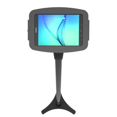 Maclocks : Space Galaxy Tab A Adjustable Floor Stand Kiosk - Zwart