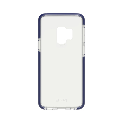 GEAR4 Piccadilly Mobile phone case - Blauw,Transparant