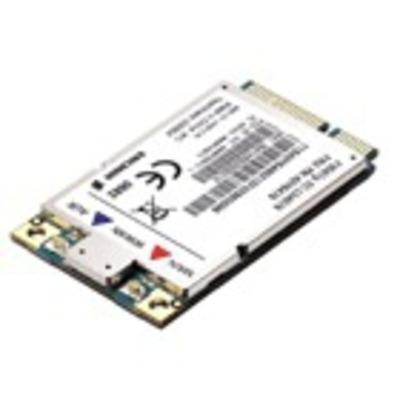 Lenovo modem: ThinkPad GOBI 2000 Broadband Option