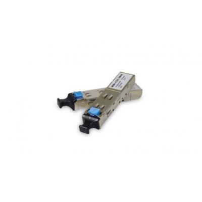 ASSMANN Electronic SFP-Port 1000BASE-LX mini-GBIC module, 10km Netwerk tranceiver module - Zilver
