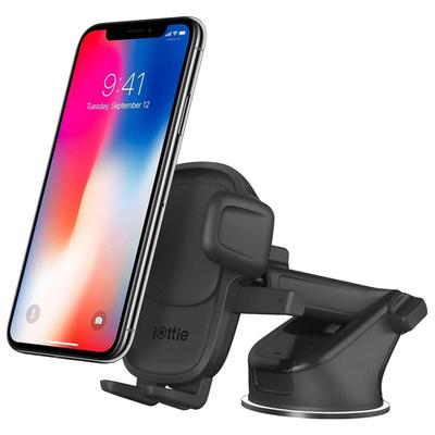 IOttie Easy One Touch 5 Smartphone Car Mount - Zwart / Black Houder