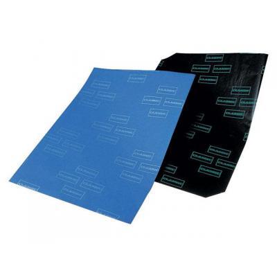 Kores papier: Carbon A4 W201 zwart/doos 100v