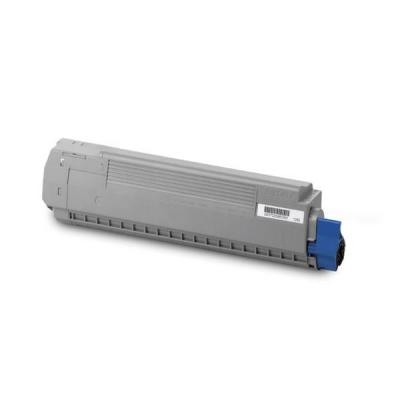 OKI cartridge: MB260 / 280 / 290 Toner Black high capacity 5.500 pages 1-pack - Zwart
