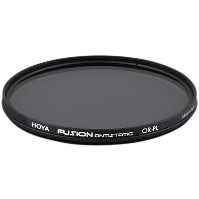 Hoya camera filter: Fusion Circular Polarising 62mm - Zwart