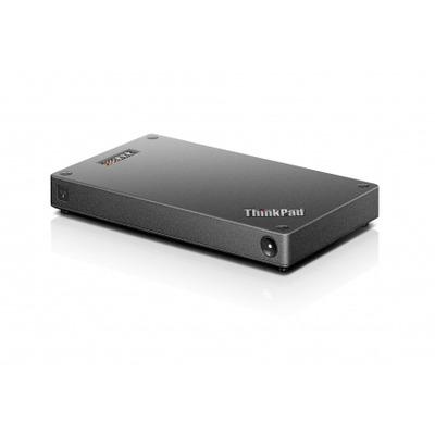 Lenovo externe harde schijf: Stack, 1TB, USB 3.0 - Zwart