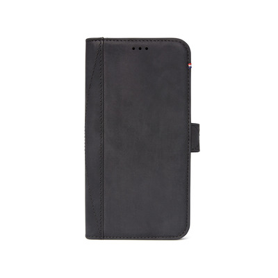 Leather Wallet Booktype iPhone Xs Max - Zwart / Black Mobile phone case