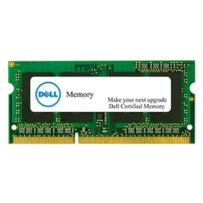 DELL 4 GB gecertificeerde, geheugenmodule — DDR3 SODIMM 1600MHz LV RAM-geheugen - Groen