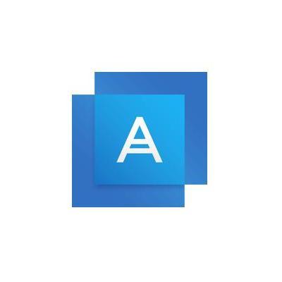 Acronis backup software: True Image 2018