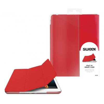 Sweex iPad Air Smart Case Red Tablet case - Rood