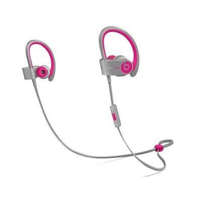 Beats by Dr. Dre headset: PowerBeats2 - Grijs, Roze