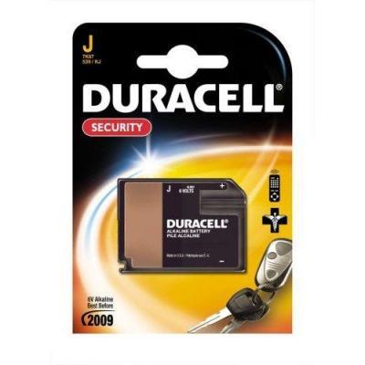Duracell batterij: 7K67 - Alkaline, 6.0 V, 34 g., Security - Zwart, Oranje