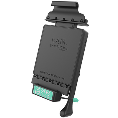 RAM Mounts RAM-GDS-DOCKL-V2-AP7U Mobile device dock station - Zwart