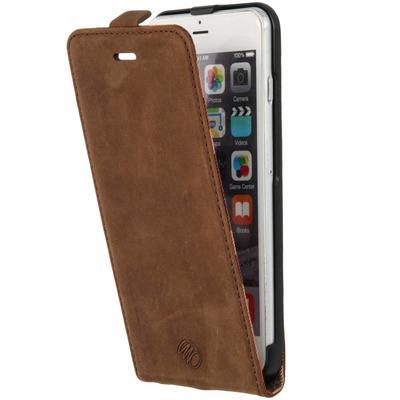 Flipcase iPhone 6(s) Plus - Bruin / Brown Mobile phone case