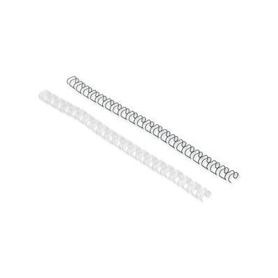 Gbc ringband: MultiBind Draadruggen Zwart 10mm (100)