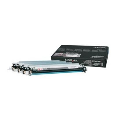 Lexmark C73x, C74x, X73x, X74x 4-pack 20K photoconductor units Kopieercorona