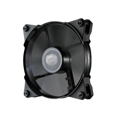 Cooler master Hardware koeling: JetFlo 120 - Zwart