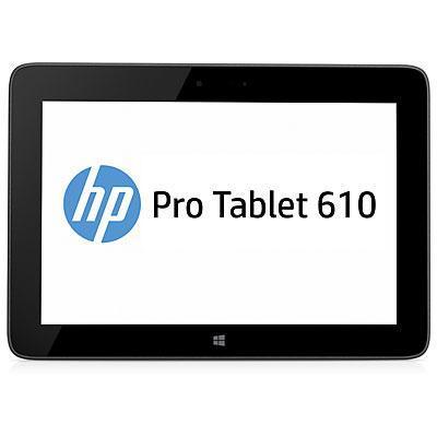 Hp tablet: Pro Tablet 610 G1 - Grafiet