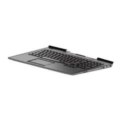 HP Keyboard/top cover (for use only on computer models equipped with a standard USB 3.x port)