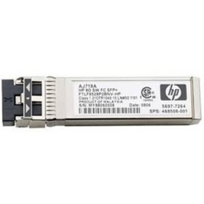 Hewlett Packard Enterprise 8Gb short wave Fiber Channel (FC) Small Form Factor (SFF) .....