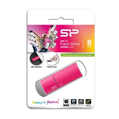 Silicon Power SP008GBUF2U05V1H USB flash drive