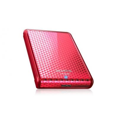 Adata externe harde schijf: HC630 - Rood