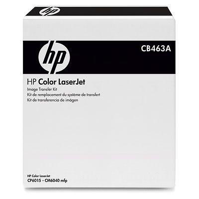 Hp transfer roll: Color LaserJet CB463A beeldoverdrachtskit Refurbished - Zwart