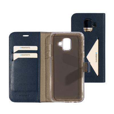 Mobiparts 77234 Mobile phone case - Blauw