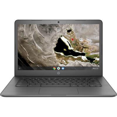 "HP Chromebook 14A G5 14"" AMD A6 8GB RAM 32GB eMMC Touch Laptop - Grijs"
