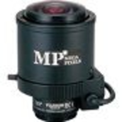 Axis Lens 3-8 mm Camera lens - Zwart