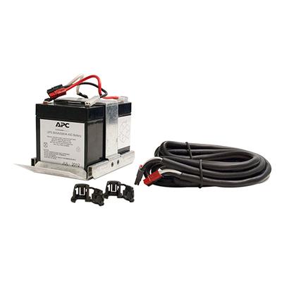 APC Batterij Vervangings Cartridge RBC135 UPS batterij - Zwart