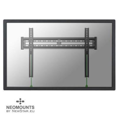 """Newstar montagehaak: TV/Monitor Wall Mount (fixed) for 37""""-65"""" Screen - Black - Zwart"""