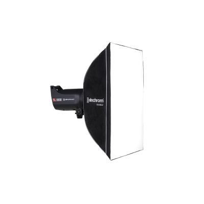 Elinchrom softbox: Rotalux Squarebox - Zwart, Zilver
