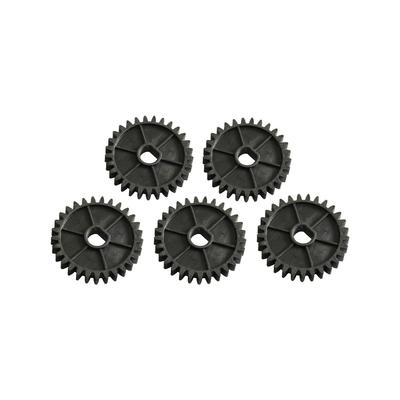 CoreParts Lower Roller Gear 29T Printing equipment spare part - Zwart
