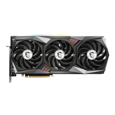 MSI GeForce RTX 3060 Ti GAMING X TRIO Videokaart - Zwart