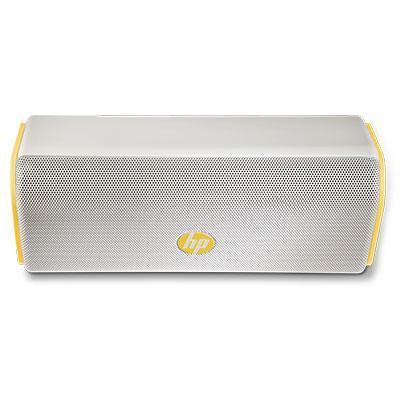 Hp draagbare luidspreker: Roar Yellow Wireless Speaker