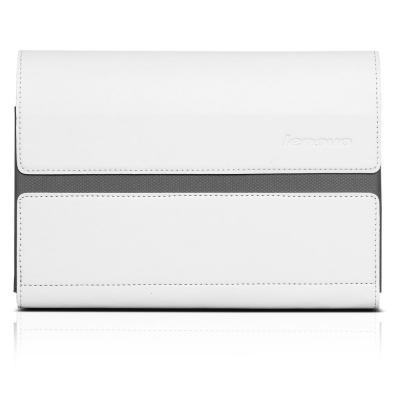 Lenovo tablet case: Yoga 8 Sleeve + Film - Wit