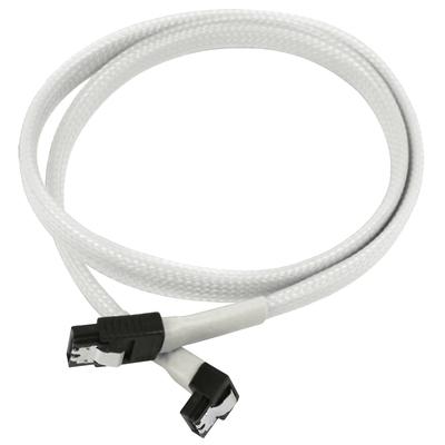 Nanoxia 900400030 ATA kabel - Zwart, Wit
