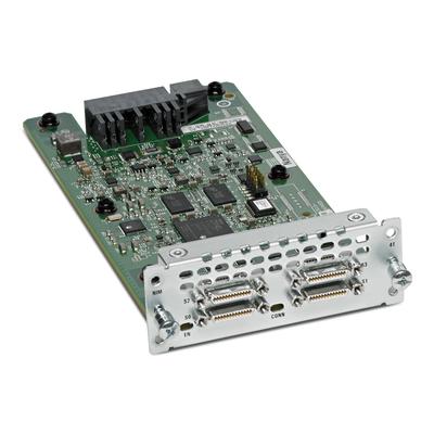Cisco NIM-4T= Netwerk switch module
