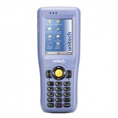 Unitech HT682 - Alphanumeric PDA - Zwart