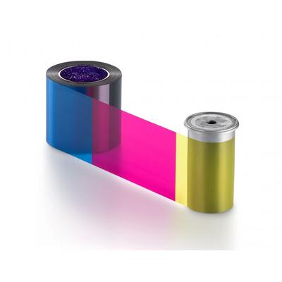 DataCard Color Ribbon Kit YMCKT Printerlint - Multi kleuren